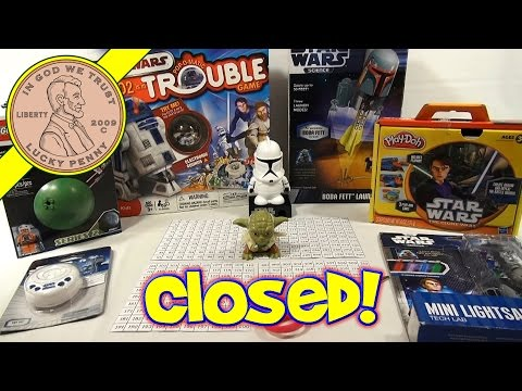 * Closed * Star Wars Contest * Closed * No more guessing