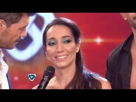 Showmatch 2014 - ¡SE FUE A LA BANQUINA! La gansada del Maestruli a Mora Godoy