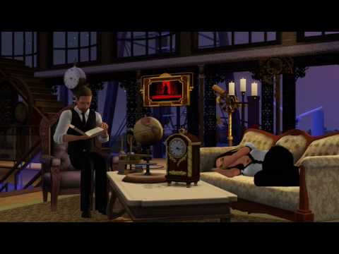 Lady Antebellum, Need You Now - The Sims 3