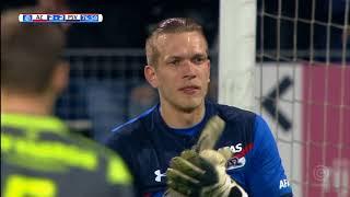 Neshvatljiv Kiks Golmana - Kako Upropastiti Sve Za 5 Minuta | AZ Alkmar - PSV | SPORT KLUB FUDBAL
