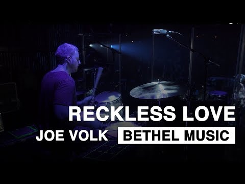 Reckless Love | Live Drums with Joe Volk | Bethel Music - Heaven Come Conference thumbnail