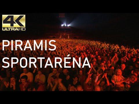 PIRAMIS - Gyere közelebb - 4K Ultra HD - (Official Music Video Remastered) - Sportaréna