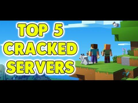 Top 5 Minecraft Cracked Servers ( Agar.io / Hide&seak / Eggwars / MiniGames) 11.1 / 1.12 [2017 NEW]