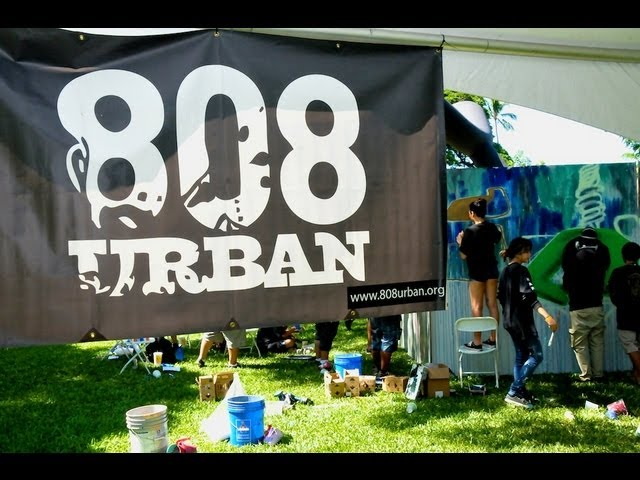 Interview with 808 Urban