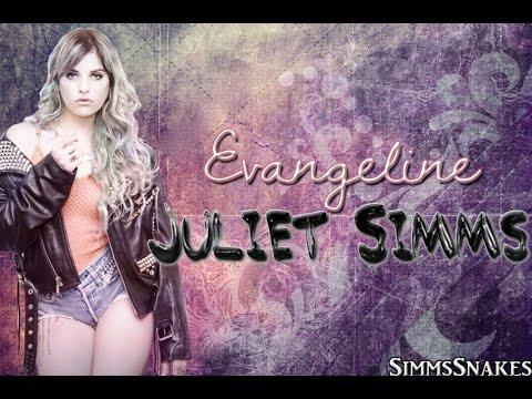Juliet Simms - Evangeline