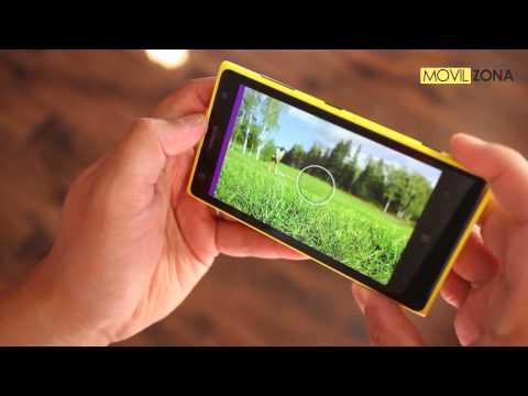 Aplicaciones para la cámara de Nokia Lumia