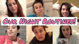 Download Lagu OUR NIGHT ROUTINES Gratis STAFABAND