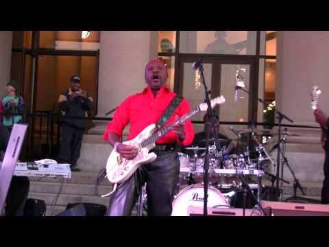James Ross @ Ernie Isley -