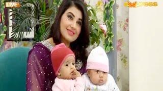 Satrangi - 3 January 2017 | Express Entertainment