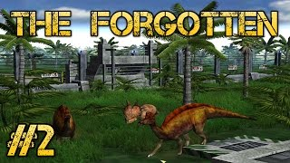 Jurassic Park Operation Genesis The Forgotten #2 -The Twist And Shake