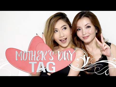 MOTHERS DAY TAG | NICOLE CHOO