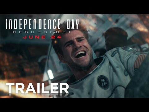 Independence Day: Resurgence | Official Trailer 2 [HD] | 20th Century FOX