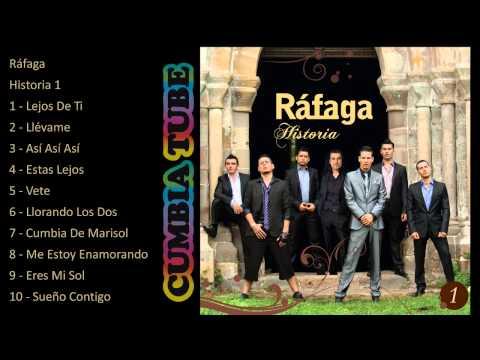 CUMBIA DE HOY - RÁFAGA - HISTORIA 1 ENGANCHADO 2014
