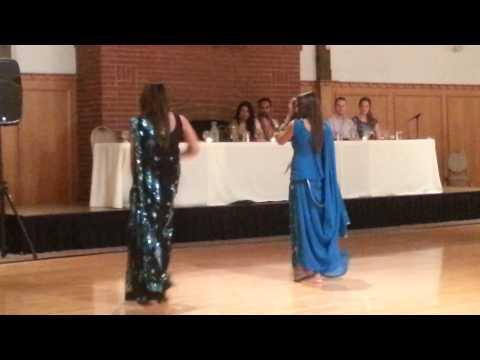 radha dance hanna and rachel