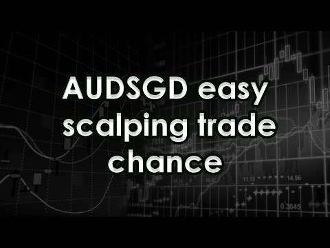 AUDSGD easy scalping trade chance