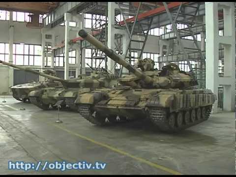 В центре Харькова может появиться еще один танк