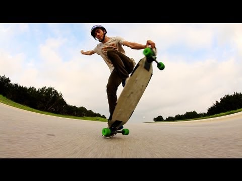 Longboarding Back to Texas