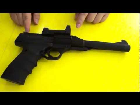 Browning Buckmark URX Break-barrel Air Pistol (Spring Powered) Review