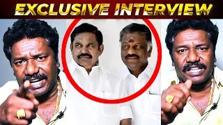 MLA KARUNAS exclusive interview