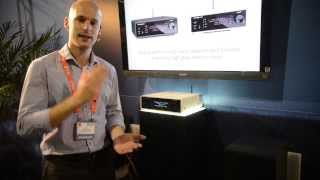 CEDIA 2013 - Cambridge Audio Minx Xi
