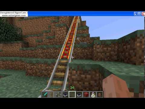 Cel mai mare si mai tare carusel din Minecraft