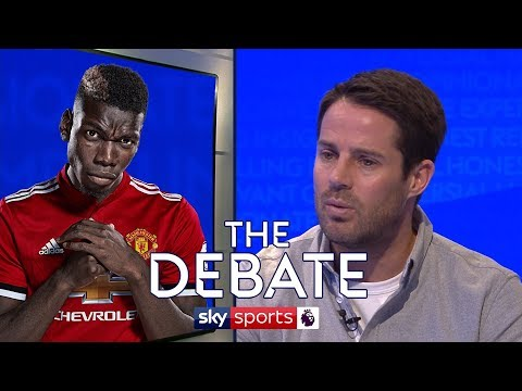 What's the problem with Paul Pogba? | Jamie Redknapp & Danny Higginbotham | The Debate