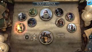 ZappyTap Presents - Elder Scrolls: Legends - PvE Run (9-1)