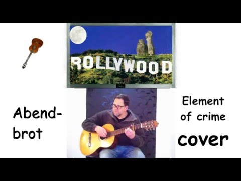 Element Of Crime - Abendbrot