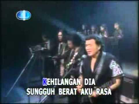 Rhoma Irama - Kehilangan (Live + Lyrics) - YouTube.flv