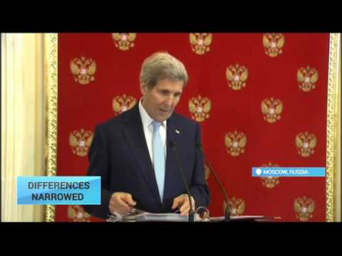 Kerry, Lavrov Narrowed Differences on Syria, Ukraine: No resolution on Syrian president's future