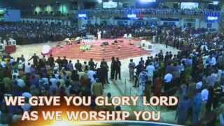 """Wonderful""-We Give You Glory Lord As We Honor You! @ Faith Tabernacle Nigeria"