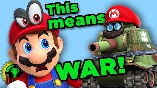 Gotta CAPTURE 'Em All! | Super Mario Odyssey (Part 3)