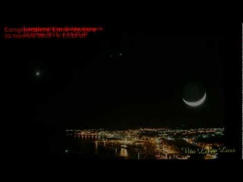 Congiunzioni astronomiche di fine marzo 2012