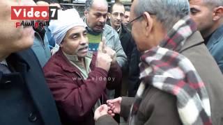 بالفيديو..خادم مسجد بفيصل لـ