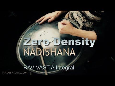 "Nadishana ◦₪◦ ""Zero Density"", RAV drum & Sansula"