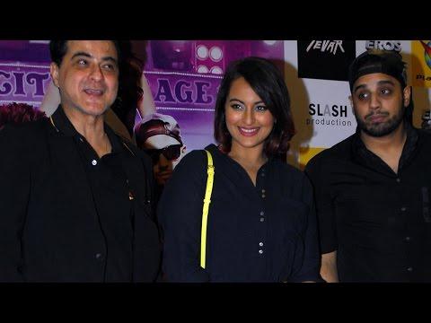 Sonakshi Sinha Sings Exclusively During Tevar Promotions