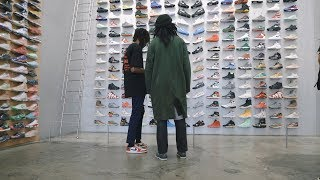 Homeless Person Goes Sneaker Shopping (Social Experiment)