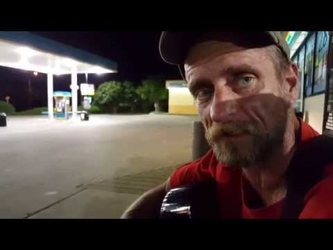 Homeless Guy Spits Some Truth.