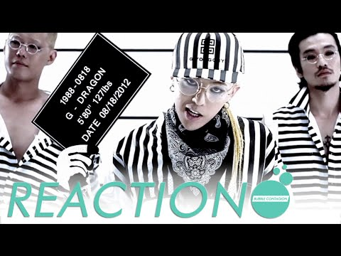 G Dragon- One Of A Kind Mv - Radio Reaction video