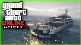 GTA 5 Heists - FULL Series A Funding Heist! (GTA 5 Funny Moments)