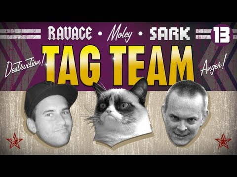 The Tag Team Ep. 13 - Gun Game Comedy Continues! [Call of Duty: Black Ops 2]