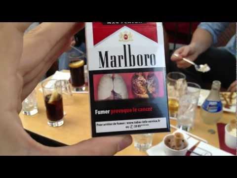 Cigarettes Kill in Europe