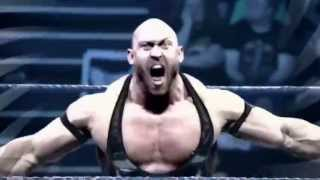 WWE Ryback New Theme Song  Meat On The Table  Titantron Feed Me More 2012  2013