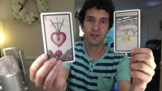 TAURUS July 2017 Extended Monthly Tarot Reading | Intuitive Tarot by Nicholas