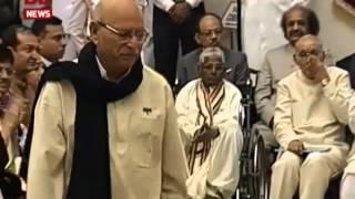 Gujarati folk artist Shri Bhikhudan Gadhvi receives Padma Award