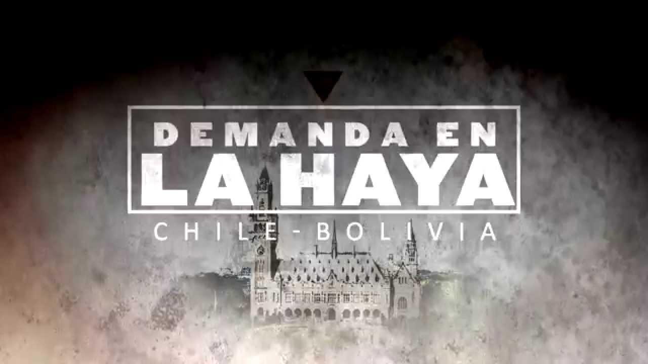 Chile Bolivia Haya Demanda en la Haya Chile
