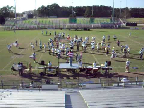 Strom Thurmond High School Rebel Regiment