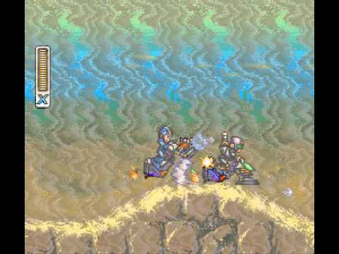 Mega Man X2 - Part 1 - User video