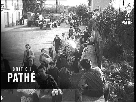 Irun Occupied (1936)