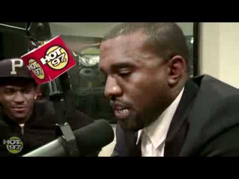 Kanye West - Pusha T Hot 97 Freestyle Battle Music Videos